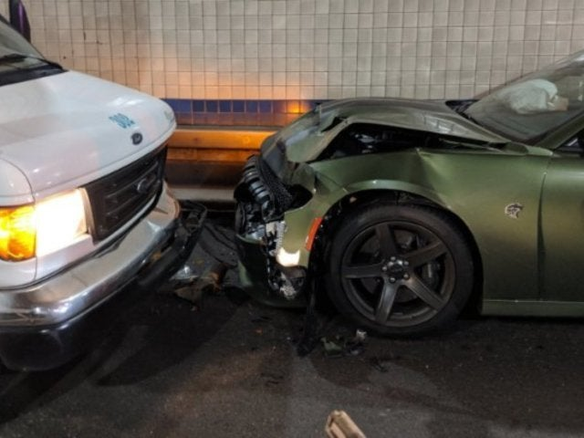 NFL Player Arrested in Wrong Way Head-On Crash