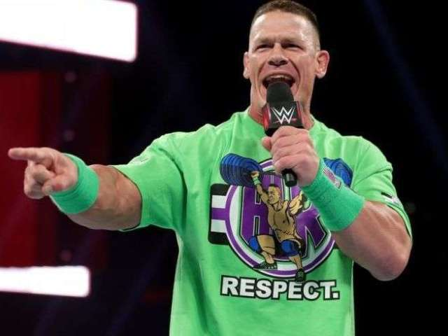 New Name Rumored to Face John Cena at WrestleMania 34