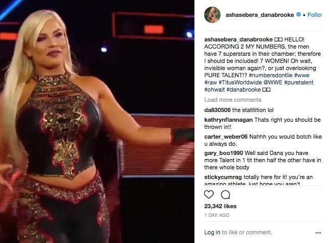 Dana Brooke Instagram