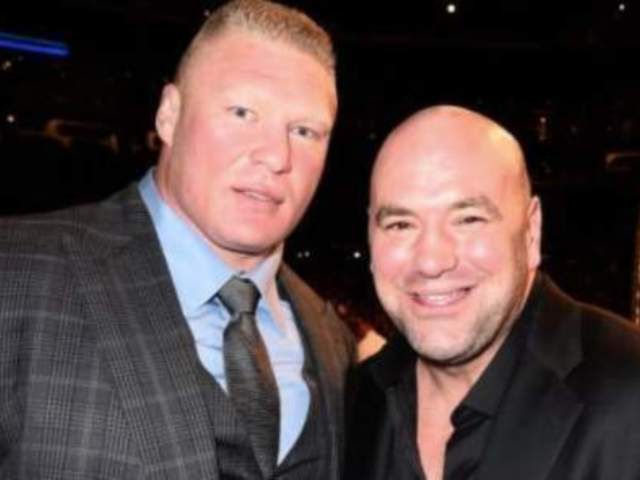 Did Dana White Just Guarantee Brock Lesnar's Return to UFC?