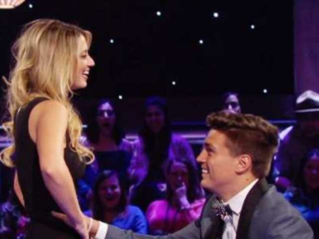 Did Dean Unglert Propose to Lesley Murphy on 'Bachelor Winter Games'?