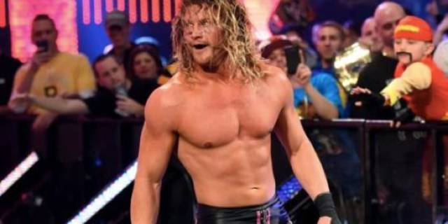 Dolph Ziggler WWE Contract