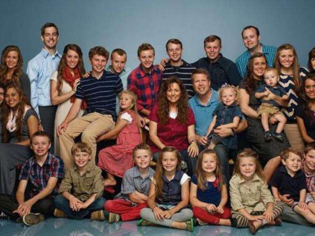 Duggar Family Celebrates Another Pregnancy