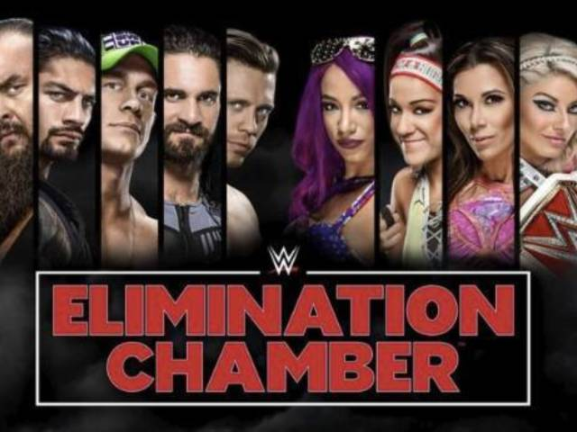 Elimination Chamber Betting Odds Contain Possible Spoilers