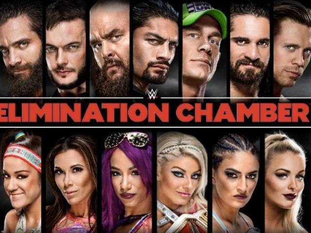 WWE Elimination Chamber Spoilers and Recap