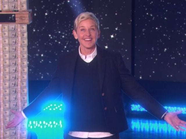 Watch Ellen DeGeneres Give Audience $1 Million to Split and a Priceless Reaction