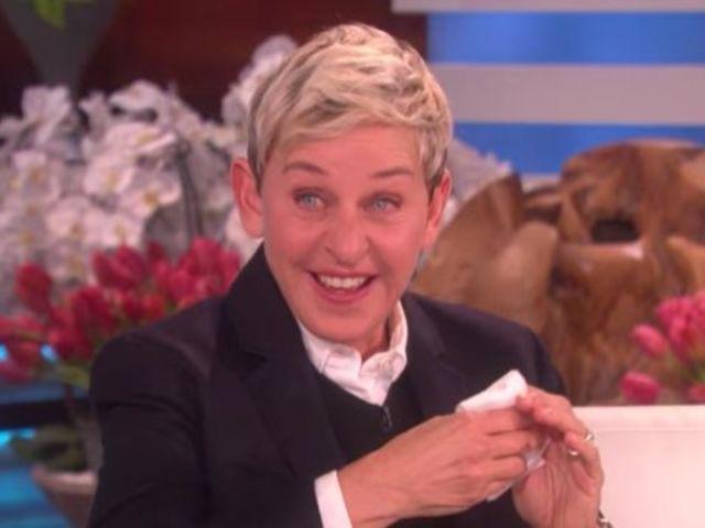 Ellen DeGeneres Brought to Tears by Wife Portia de Rossi's Birthday Gift