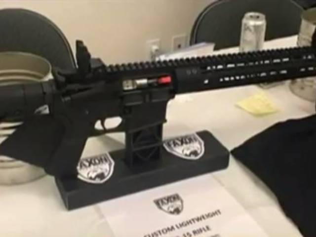 Firefighters Shamed for Raffling an AR-15 One Week After Florida School Shooting