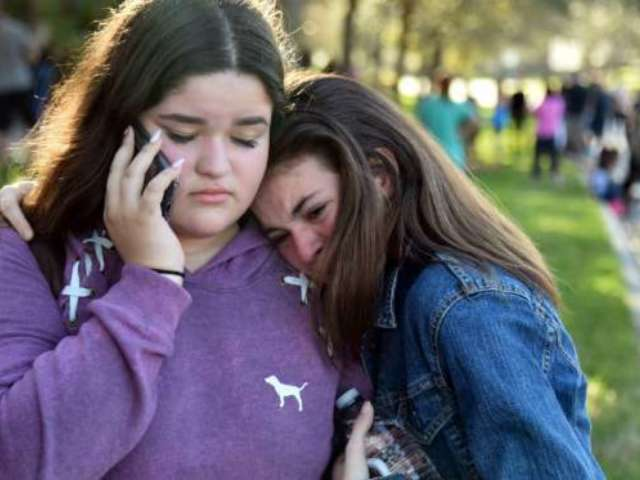 See Emotional Text Message Sent During Florida School Shooting by Student Who Survived