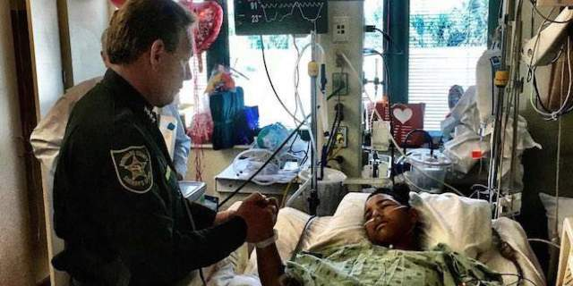 Survivor of Florida School Shooting Used His Body as a Shield to Protect Classmates