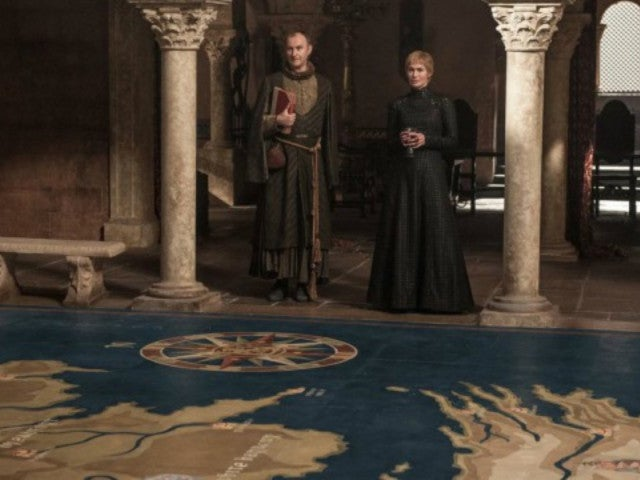 'Game Of Thrones' Producers Hint at How Cersei's Map Room Will Play Into Season 8