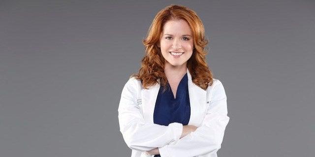 Greys Anatomy April