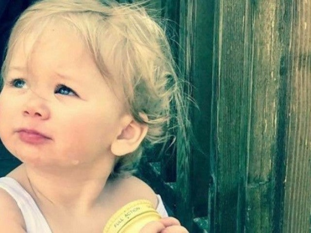 18-Month-Old Toddler Allergic to Water, Including Her Own Tears