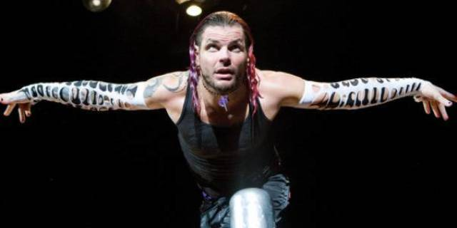 Jeff Hardy Brother Nero WWE