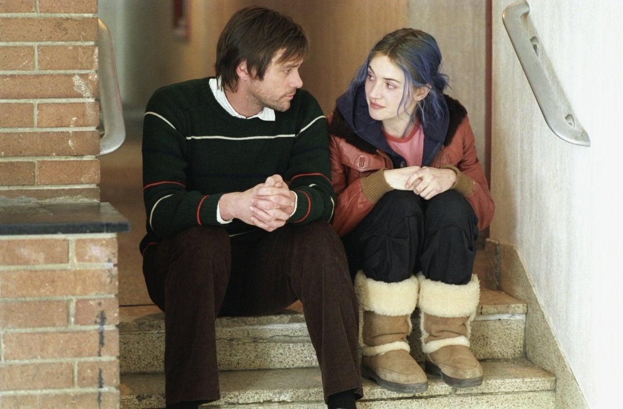 Jim Carrey - Kate Winslet - Eternal Sunshine of the Spotless Mind - IMDB