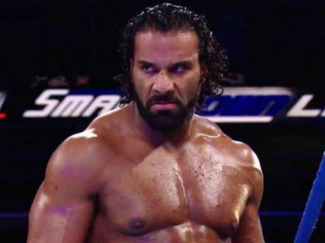 Jinder Mahal Really Wants to Face Brock Lesnar