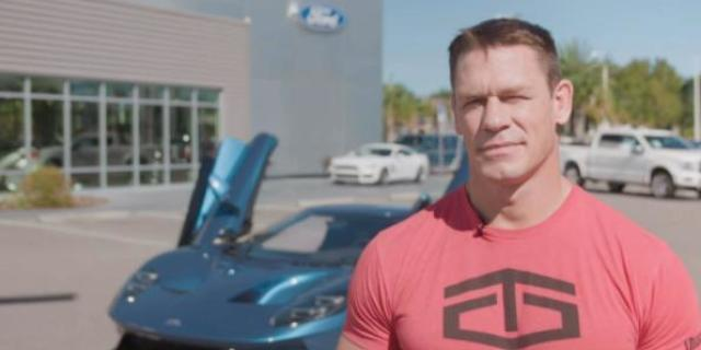 John Cena Ford Lawsuit