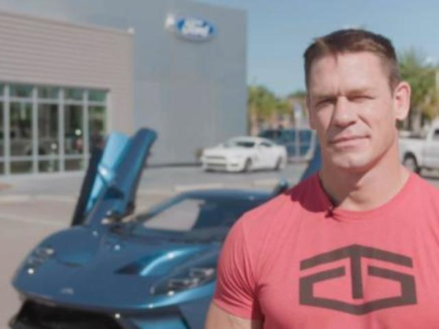 John Cena Punches Back in Ford Motor Company Lawsuit