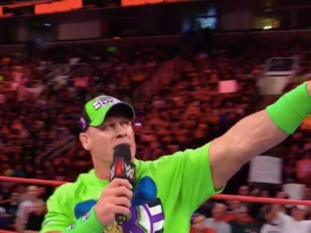 John Cena Teases WrestleMania Match with The Undertaker on RAW