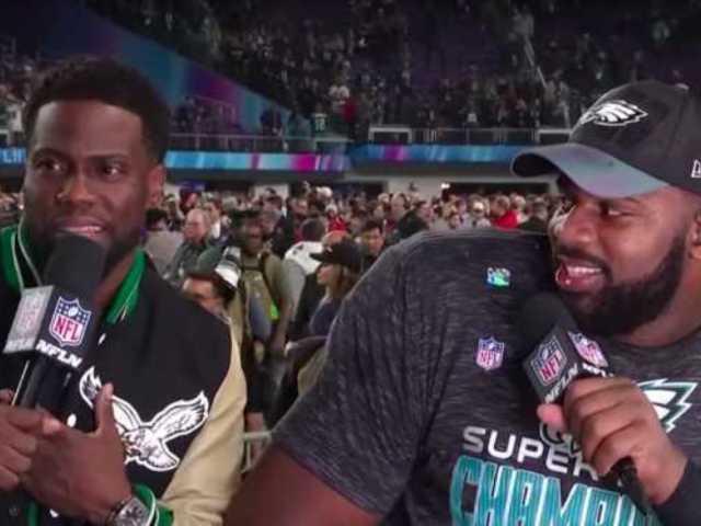 Kevin Hart Drops F-Bomb on Live Super Bowl Broadcast