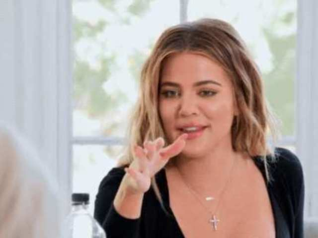 Khloe Kardashian 'Convinced' of Baby's Gender in 'KUWTK' Preview