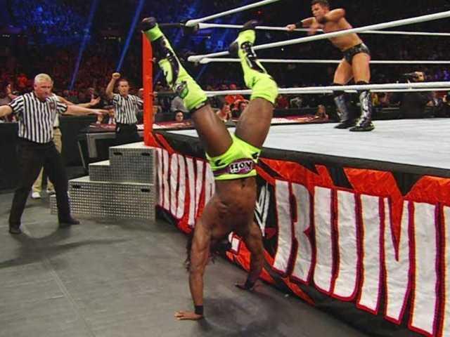 Kofi Kingston Explains Those Crazy Royal Rumble Stunts