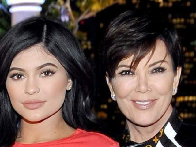 Kylie Jenner Denies Mom Kris Is Managing Travis Scott and Kanye West