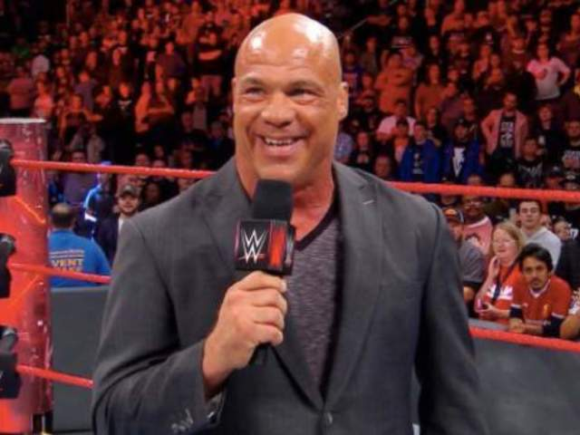 Possible Spoiler Regarding Kurt Angle's WrestleMania Opponent