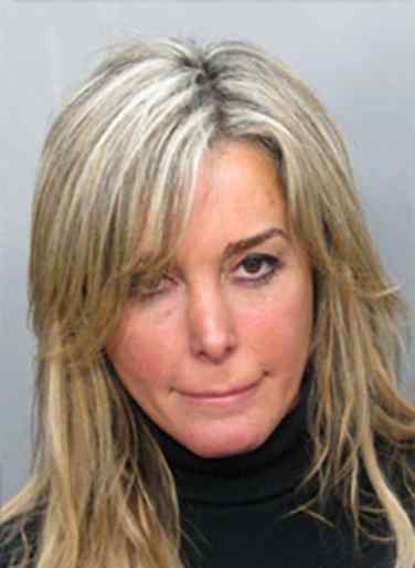10 'Real Housewives' With Shocking Mugshots
