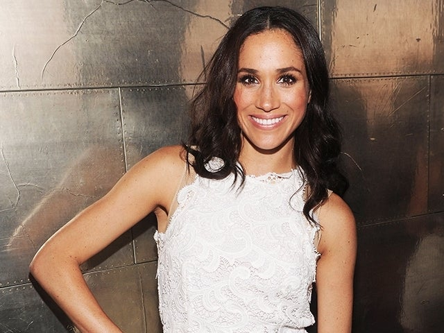 Meghan Markle's Wedding Workout