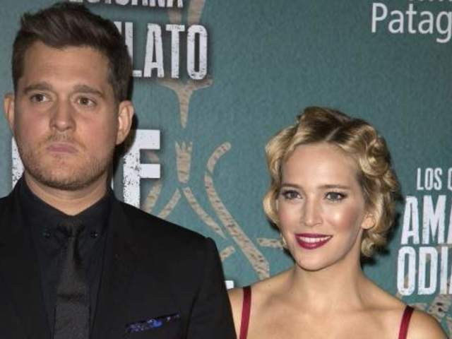 Michael Buble and Wife Luisana Lopilato Expecting Third Child