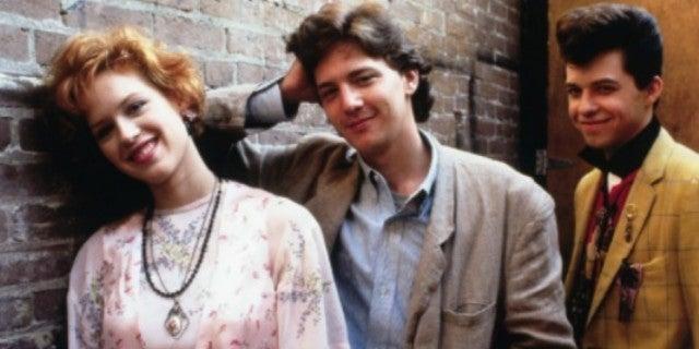 Molly Ringwald - Andrew McCarthy - Jon Cryer - Pretty in Pink - IMDB