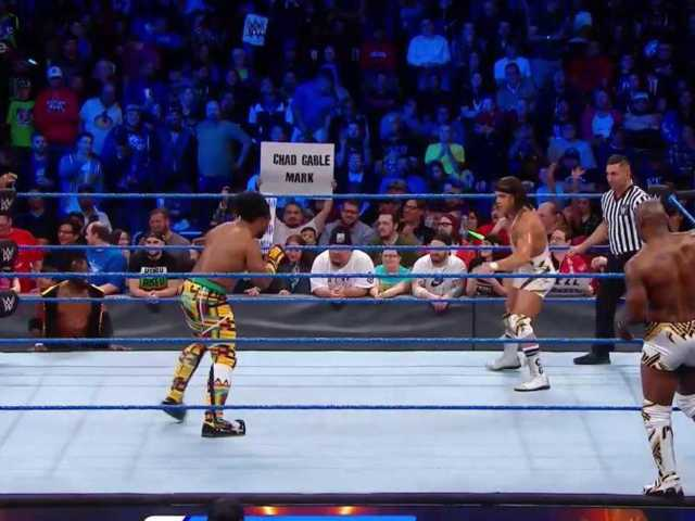 New Tag Team Number One Contenders Crowned on SmackDown Live