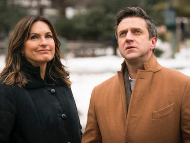 Mariska Hargitay Reacts to Raul Esparza 'SVU' Exit: 'Come Home Soon'