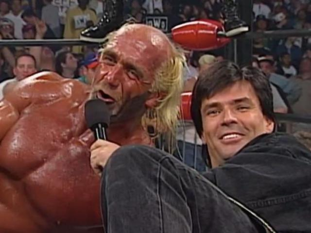 Eric Bischoff Squashes Barrage of Rumors Surrounding Iconic Hulk Hogan Heel Turn