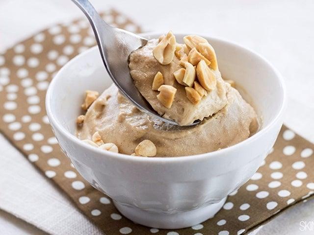 Recipe: Peanut Butter Banana Ice Cream