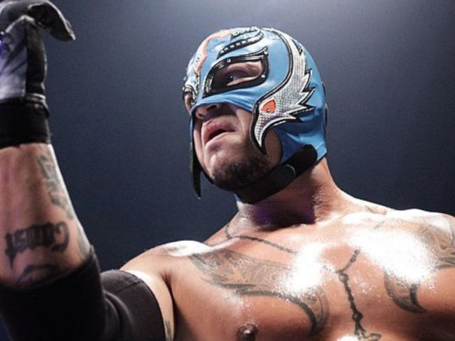 WrestleMania 34: Rey Mysterio Reportedly Spotted at New Orleans Hotel