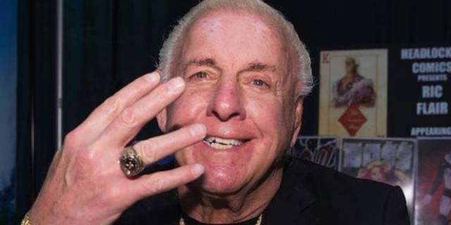 Ric Flair Four Horsemen WWE