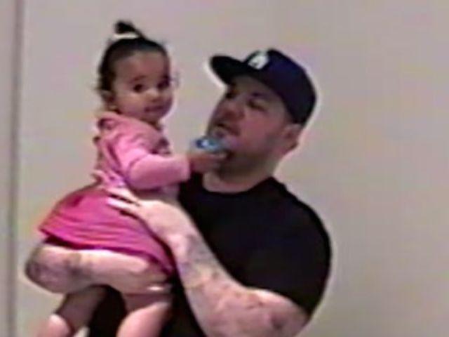 Rob Kardashian Emerges Noticeably Transformed to Meet New Niece
