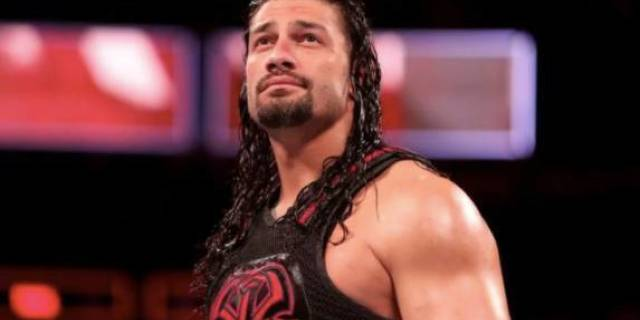 Roman Reigns WWE Elimination Chamber