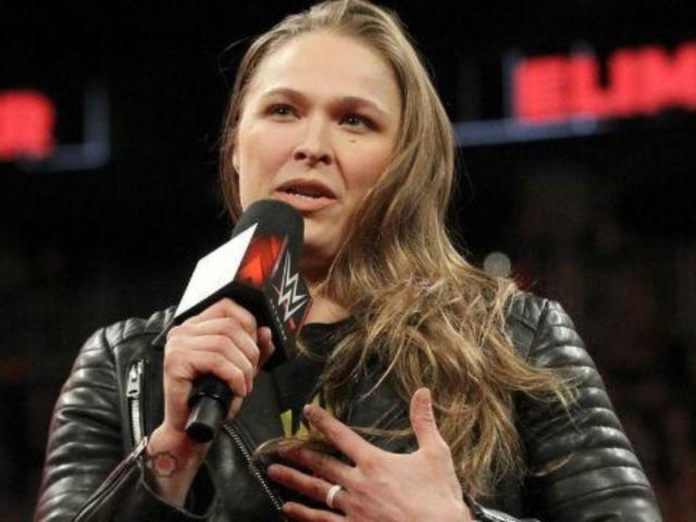 Diamond Dallas Page Loved Ronda Rousey's Performance at Elimination Chamber