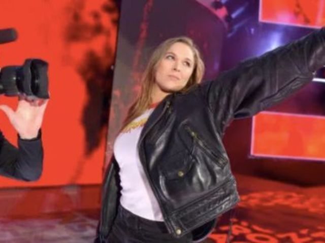 Ronda Rousey Lands on WWE SummerSlam Ticket