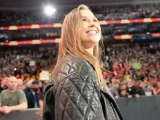 Ronda Rousey's WWE Return Date Revealed on RAW