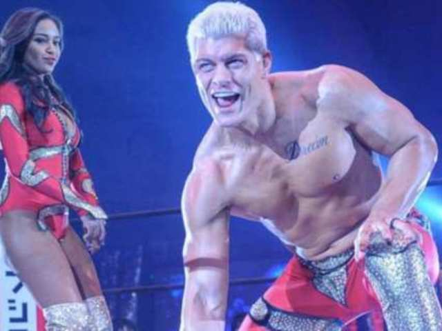Cody Rhodes Stands Up for Vince McMahon
