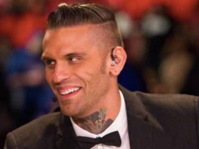 Corey Graves Responds to Booker T's Street Fight Challenge
