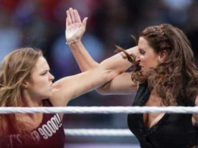 WWE to Recreate Attitude Era Magic with Ronda Rousey and Stephanie McMahon