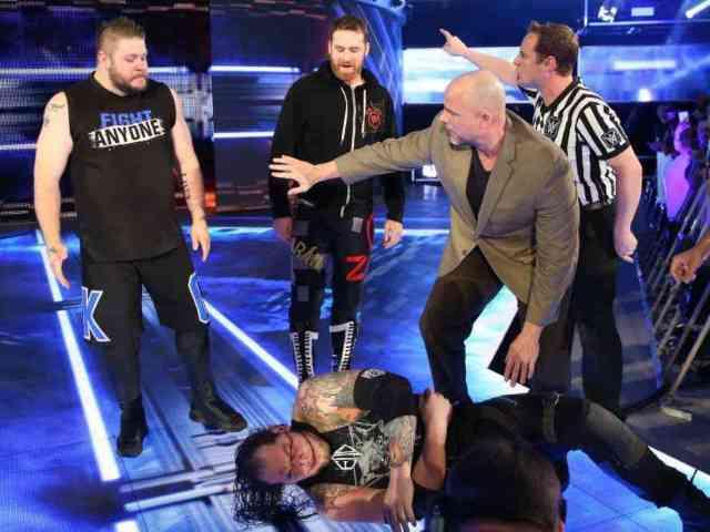 WWE Fastlane Main Event Receives A Major Shake-Up