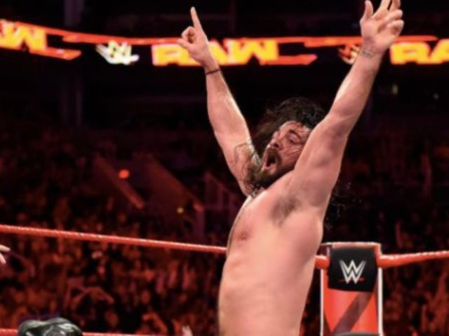 Braun Strowman Wins RAW Gauntlet Match but Seth Rollins Owns the Night