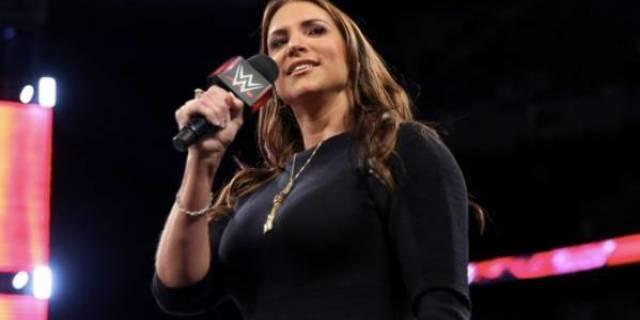 Stephanie McMahon WrestleMania Ronda Rousey