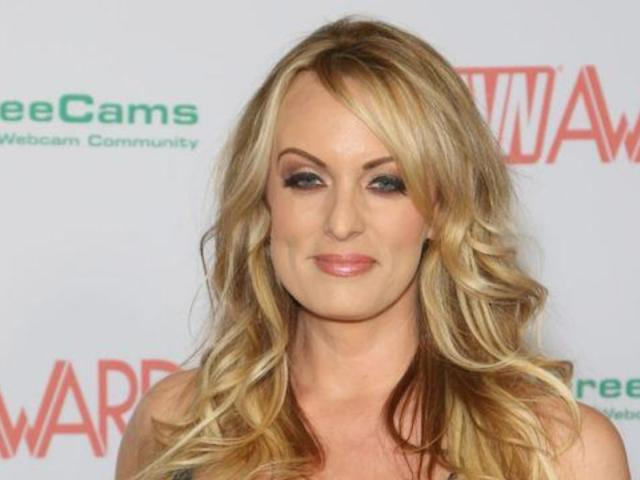 New Photo Teases Stormy Daniels Will Break Silence About President Trump Affair on '60 Minutes'